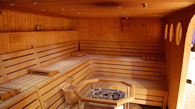 Construir Una Sauna. Elegant Construye La Base De Tu Sauna With ...