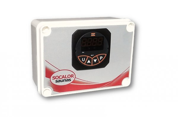 termostato digital sauna