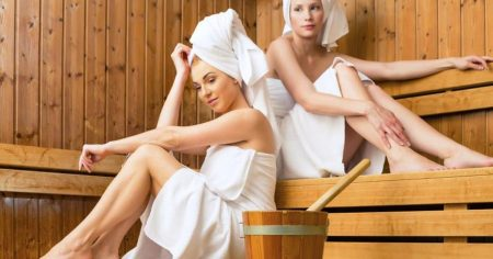 Sauna seca Beneficios